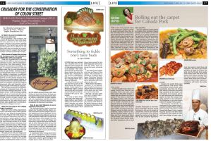 Saturday Spread II by sercor