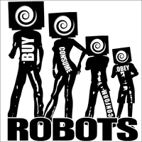 Robots Animation - click to play by scart