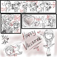 Happy Valentine :3 by KarlaTerry