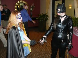 Catwoman's captive by CatwomanofTheSouth