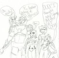 Another group photo! by epicpenguin145