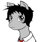 icon for adachi pony blog by maneatingrainbows