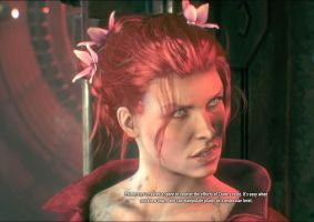 Arkham Knight Poison Ivy screenshot by Ophi89
