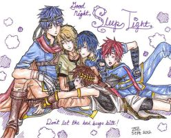 Bellossom's Sleep Powder by animefan752