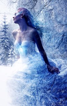 Ice Queen by Ines92