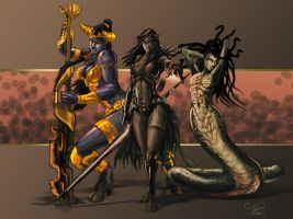 Power, Lust and Avarice by Shadaan