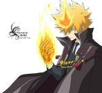 Vongola Primo Vector by YeyeC