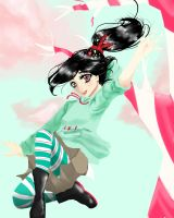 Vanellope by Sweet-Unknown