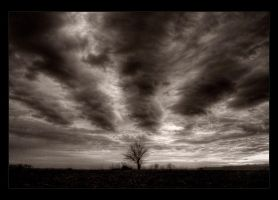 Brooding sky by realityDream
