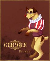 Monsieur Pierre by rollingrabbit