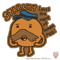 Starchy by Kafae-Latte