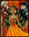 DP: A Rose For Valerie by sharkie19