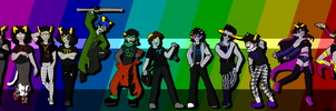 Post-Scratch Lineup by The-Epic-Bloodswap