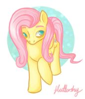 Fluttershy by PetiteLaSouris