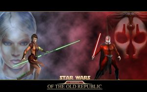 KOTOR Wallpaper by Boba--FeTT