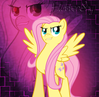 Fluttershy will rule you all.. by ElectricHalo