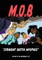 STRAIGHT OUTTA MYSPACE by Supa-Syrex