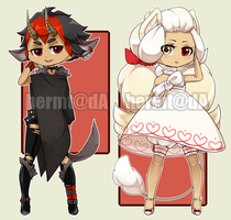 adoptables 031 [closed] by hermt