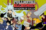Fullmetal Alchemist Invaders of Gallia by ssvineman