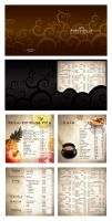 caffe PORTO BELLO menu by kllof