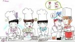 slam dunk cooks by Fatee21
