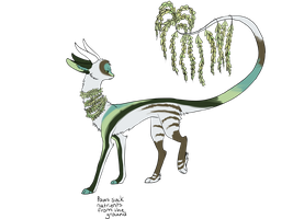 Willowtail Auction -taken- by SummerAdopts