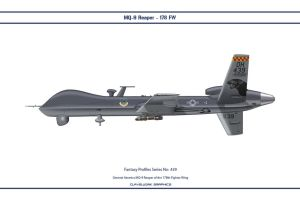 Fantasy 439 MQ-9 Reaper 178FW by WS-Clave