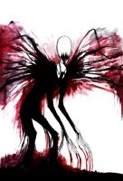 Slenderman by Imaginary-wolf