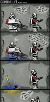 Half Life Comic by Silverhertz