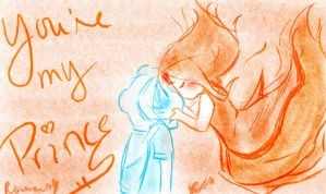 You're still my prince~ by riamarie33