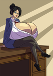 Best of the Breast - Big Business by Axel-Rosered