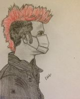 Brian Carpenter- Drummer for BOTDF by bewitchedgirl