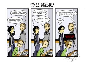 'The 233' - Fall Break. by NK-C
