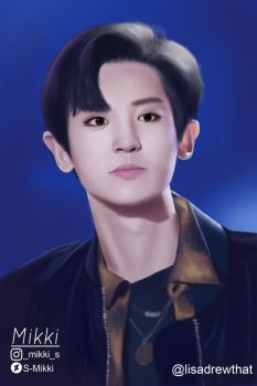 Chanyeol EXO by S-Mikki