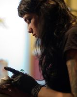 me tattooing by azachariades