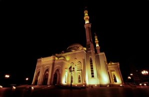 The Mosque by Awamia