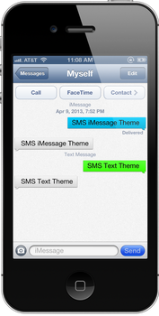 Essence SMS Theme by rcreatives