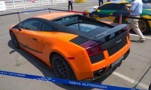 Lamborghini Gallardo Superleggera by Hasimal