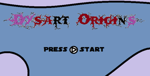 Title Screen by Dysartist