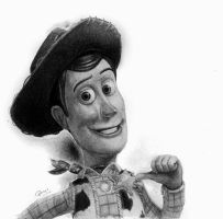 Woody Toy Story by reniervivas666