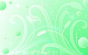 Sookie Green Leaf Wallpaper by sookiesooker