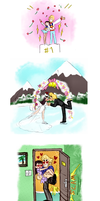 TDRR - First Comes Gold.. Then Comes Marriage.. by sallychan