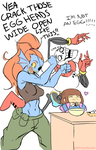 Cooking Lessons~ by Whateverchancomics