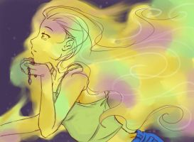Lucy in the Sky by Gio-13