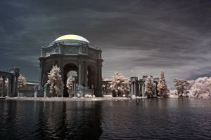 Palace of Fine Arts by melintir