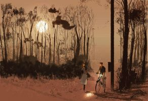 I guess this is good night. by PascalCampion