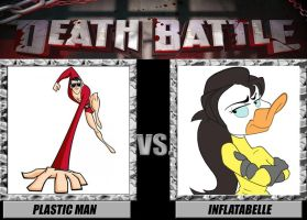 Belle Death Battle by GreyOfPTA