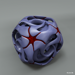 Neuronal Knot by Absork