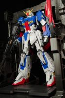 Zeta Gundam, ready to launch! by xIGetUm