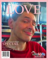 Yes he's on the cover of LOVE Magazine. by Keri-Is-So-Very